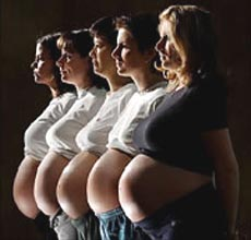 5 заповедей для беременных