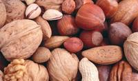 орехи и сухофрукты детям
