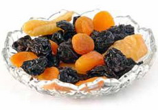О пользе орехов и сухофруктов