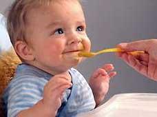 Введение прикорма ребенку