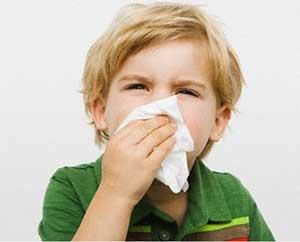 о лечении насморка