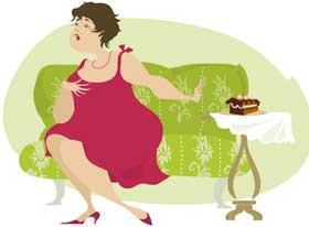 Как бесплатно похудеть без диет за месяц