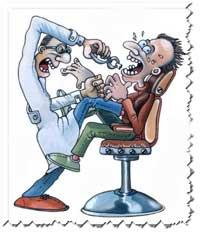 Гнилые зубы и боязнь стоматологов