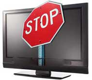 влияние телевизора сводим к нулю
