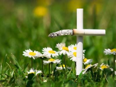 курение ставит крест на твоей жизни